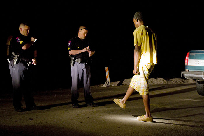 Lawyers Handling Field Sobriety Tests