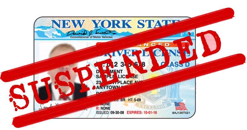 Driver's License Suspension Defense From Poughkeepsie Lawyers